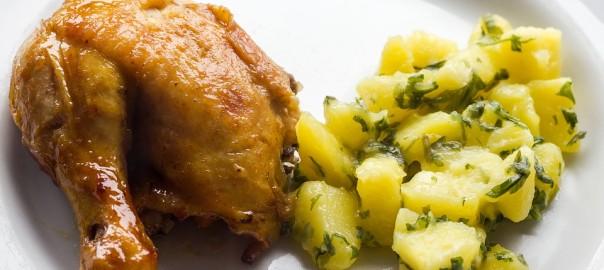 carnes blanca en catering en Barcelona
