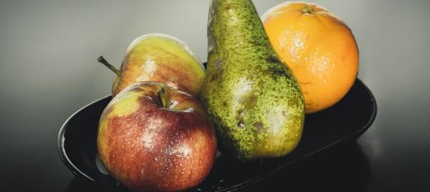 qué frutas consumir en invierno